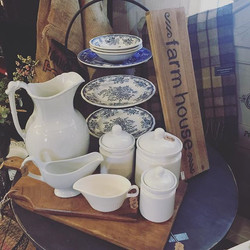 Great selection of vintage ironstone available today! Posting for #ironstonecrushin -I may not part