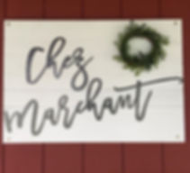 One more day until Chez Marchant opens!! Saturdays 11-5. Hope to see you soon! 5656 Avon Belden Rd.