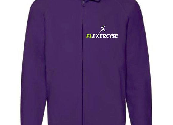 FLexercise Lightweight ZIP Sweater SS928