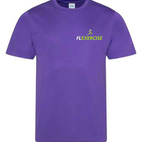 FLexercise cool t-shirt JC001