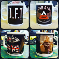 A few mugs for Powerfabs over the last c