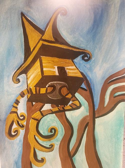 Baba Gagas Tree House 🏡