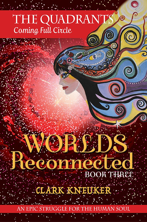 Worlds Reconnected 🌎  Book 3