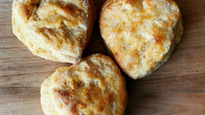 Heirloom Wheat Biscuits
