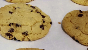 Blue Ribbon Chocolate Chip Cookie