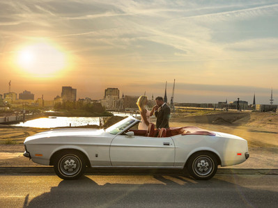 Den Mustang können Sie buchen