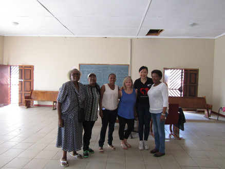 Teachers I R lESOLANG Secondary School a