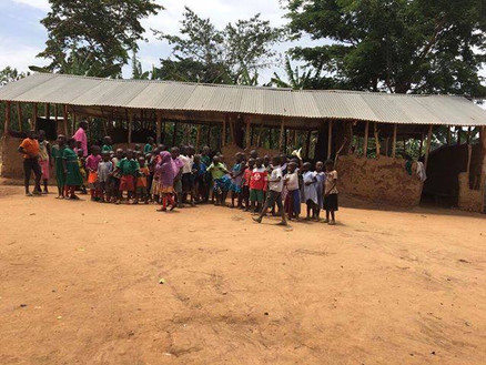 Maryland international School at Uganda.