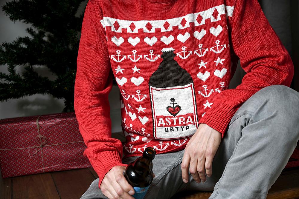 Astra Fotoshooting, Weihnachtsgeschenkidee