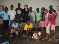 Save African Children_Golden Youth Club_