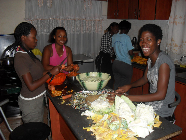 Cooked for poor families 2011.JPG