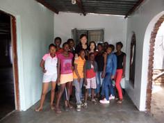 Visit Golden Youth Club team 2013.JPG