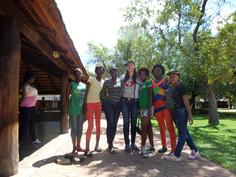 Farewell at Conference Kwalata Games 201