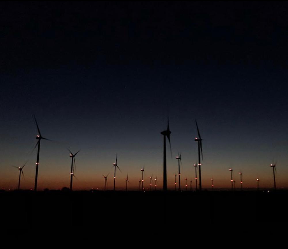 Büsum Windpark