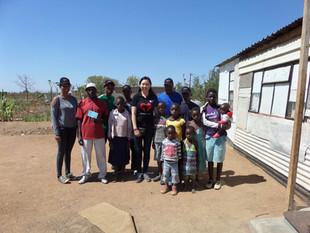 Donation money for poor family Wintervel