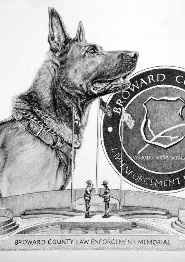 Broward County K-9 Commission