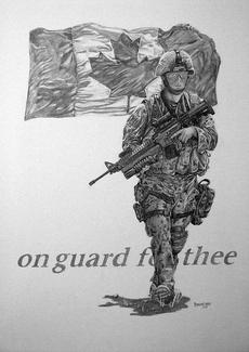 On Guard for Thee