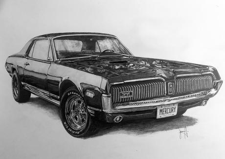 '68 Cougar