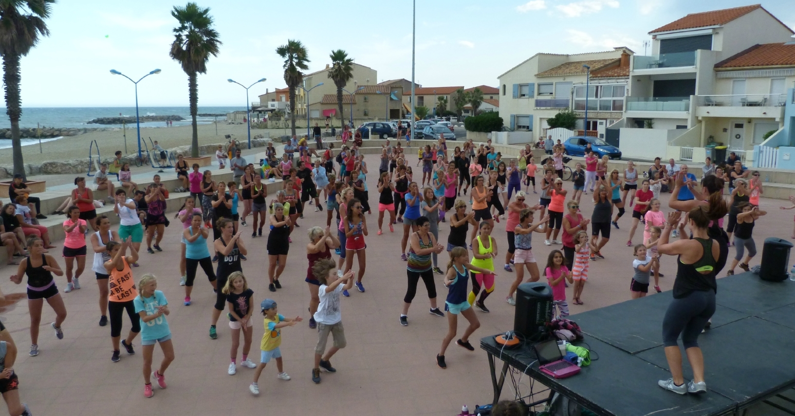 Zumba Place Sourribes Sainte-Marie