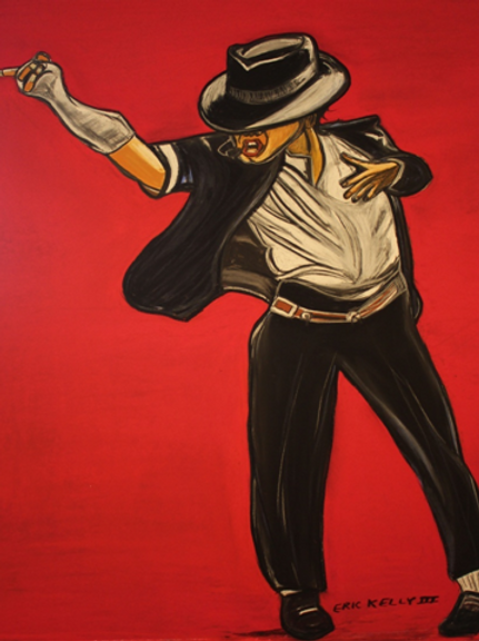 The Michael Jackson set of prints