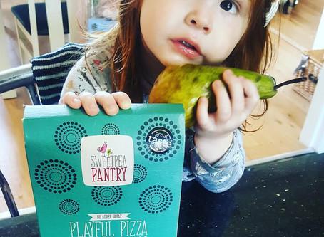 Sweetpea Pantry Playful Pizza Mix