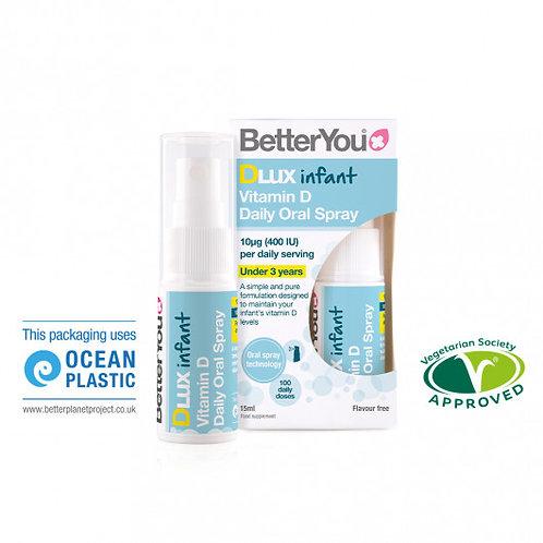 DLux Infant Vitamin D Oral Spray