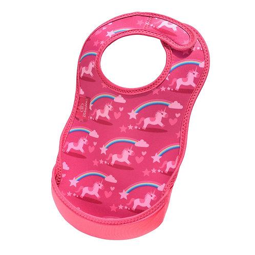 Bibetta UltraBib -Pink Unicorns