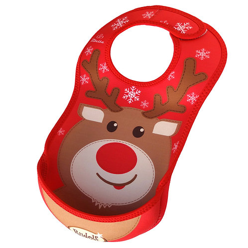 Bibetta UltraBib - Christmas Rudolf the Reindeer