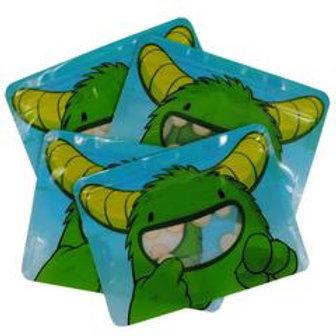 4x Reusable Large Sandwich Bags by Nom Nom Kids