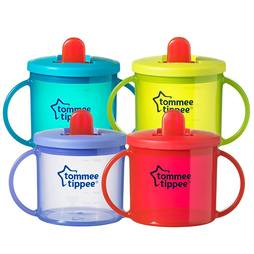 Tommee Tippee Essentials Free Flow First Cup