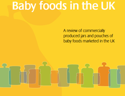Commercially produced baby food – what are they all about?