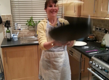 Flipping fantastic pancake fun!