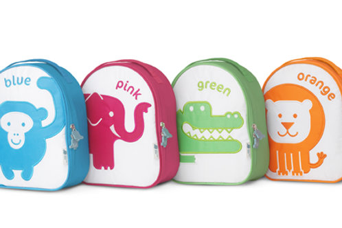 colourful dove insulated lunch bag