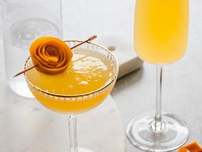 Orange, Ginger & Thyme Switchel