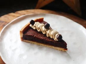 Chocolate, Whisky & Marmalade Frangipane Tart