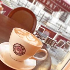 Tiffin Coffee Coffee Cup
