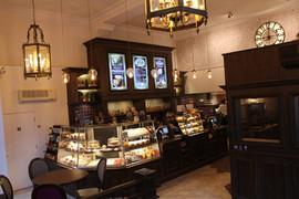 Tiffin Coffee Interior
