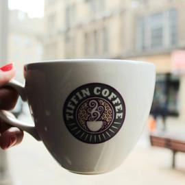 Tiffin Coffee Mug