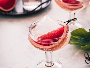 Fig Leaf & Pink Grapefruit Fizz