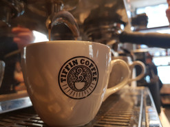 Tiffin Coffee Cup