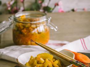 Celery Kimchi