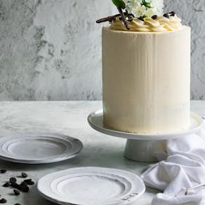 Fresh Mint Choc Chip Layer Cake