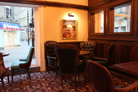 Tiffin Coffee Cosy Interior