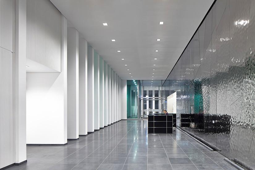 Verwaltungsgebäude Belval