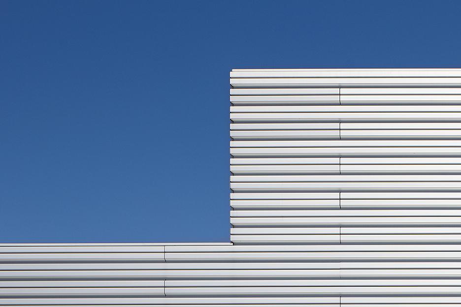 Aluminium Fassade