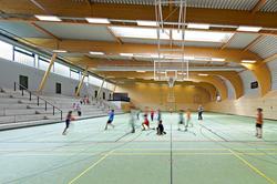 Mehrzweckhalle in Osburg