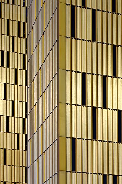 Aluminium- Fassade