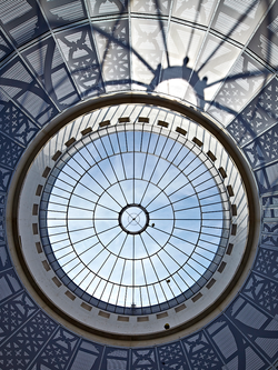 Mosaik Deckenkuppel