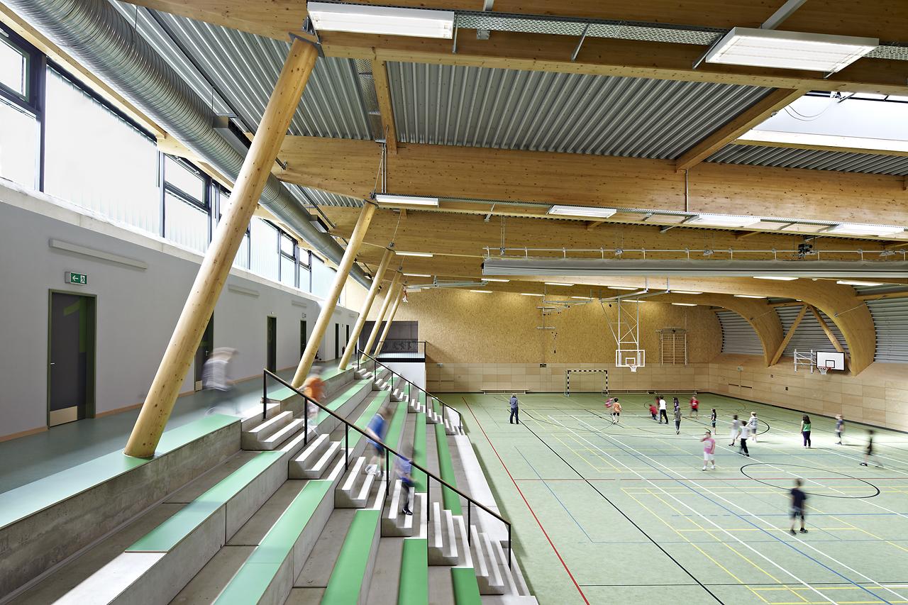 Sporthalle Osburg