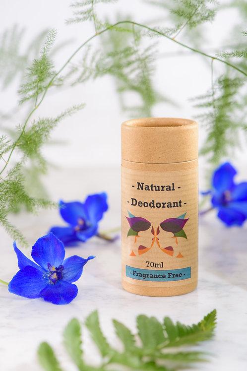 Fragrance Free 70ml